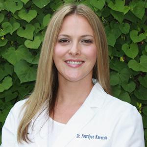 Dr. Lana Fourdyce Kavetsis, DDS